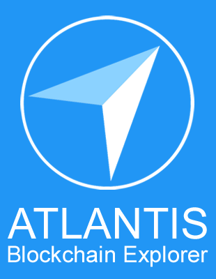Atlantis Blockchain Explorer